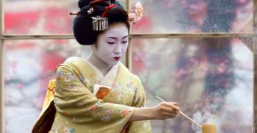 Чайные традиции Японии